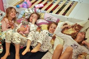 How to Not Snore at a Sleepover